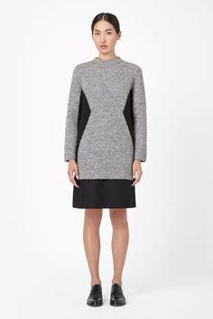 Wool mohair jumper