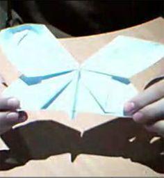 Papiroflexia: Mariposa