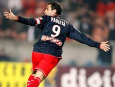 Pauleta - Paris Saint Germain