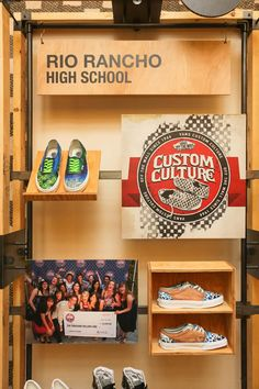 "Smart Use of Inkind!: ""Thus was born Custom Culture. Within just one year, the program had grown into an art competition that included 200 high schools – inspiring kids to get creative and custom design Vans shoes to represent one of four focus areas: art, music, action sports or street culture."""