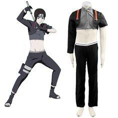 Naruto Shippuden Sai Cosplay Costumes