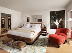 Two Chic Boutique Hotels Designed by Visionaries | Goop