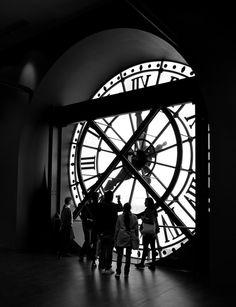 Horloge d'Orsay by *joseluisrg on deviantART