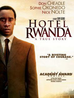 Film Hotel Rwanda sorti en 2005