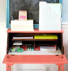 desk  IHeart Organizing