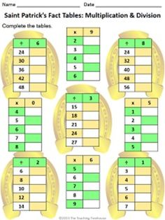 math worksheet : 1000 images about multiplicationision on pinterest  : Mixed Multiplication And Division Worksheet