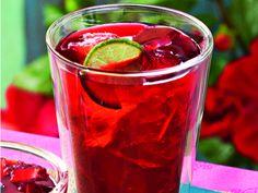 Hibiscus Mojito Tea Sparkler