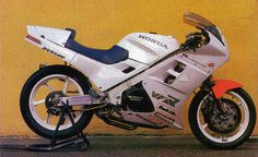 Honda VFR750 Geoff Johnson's Isle of Man TT 1987
