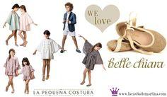 ♥ WE LOVE moda infantil SS14 Kid's Chocolate, Foque, Il Gufo, Belle Chiara, Pequeña Costura y Tutto Piccolo ♥ : ♥ La casita de Martina ♥ Blog de Moda Infantil, Moda Bebé, Moda Premamá & Fashion Moms