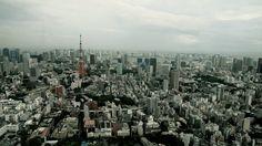 mori tower view