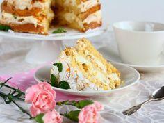 Ihana Mango-passion Britakakku - Suklaapossu Baking Recipes, Cake Recipes, Dessert Recipes, Desserts, Good Food, Yummy Food, Just Eat It, Sweet Pastries, Pastry Cake