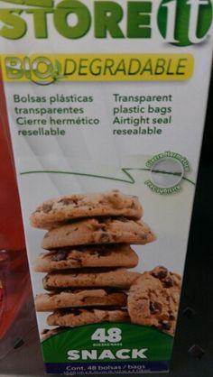 #greenwashing Bolsas de PLÁSTICO