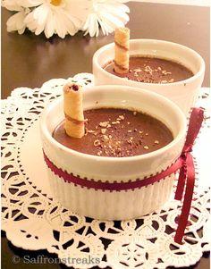 Chocolate, Hazelnut, And Fleur De Sel Pot De Creme Recipe ...