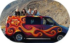 Campervan Rental USA - Cheap Rates, as low as $60/day - Can pick up or drop off in LA, SF, LV, NY, and Miami
