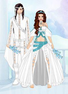 Laz and Remy. Wedding. Rinmaru