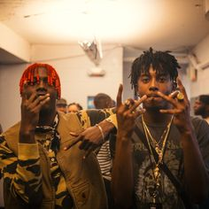 Lil Yatchy X Playboi Carter