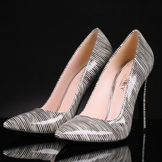 Keep your heels, head, and standards high.      Shoes transform your body language and attitude. The right pair of shoes can change the feel of an outfit, and even change how a woman feels about herself. A woman can wear confidence on her feet with a high stiletto from Torry Milano. #highheels#fashion#stilettoshoes#footwear#trendyshoes#stylishfootwear#galmup#fabulous#fancy#shoelover#pumps#stiletto  High Shoes, Body Language, Attitude, Confidence, Footwear, Pumps, Fancy, Change, Photo And Video