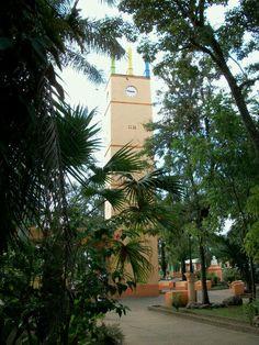 Torre del reloj, Olanchito, Yoro Honduras