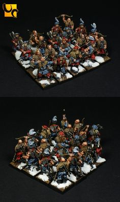 Kislev Cossacks