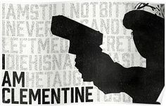 TWDG I Am Clementine Posters