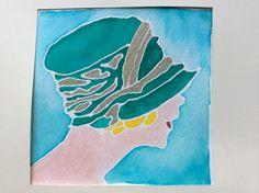 Shadow painting Els 4-2014