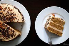Tarta de Baileys y dulce de leche Margarita, Tiramisu, Mousse, French Toast, Muffins, Bakery, Cupcakes, Bread, Chocolate