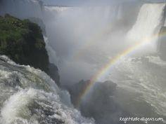 Registro de Viagens: Foz do Iguaçu: As Cataratas pelo Lado Brasileiro!
