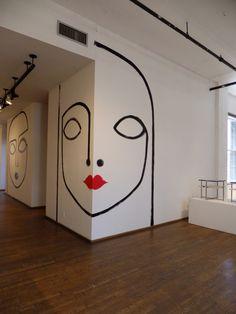 Banheiros - sinalização criativa www.casaecia.arq.br - Cursos on line de Design de Interiores