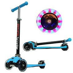 Rimable Foldable Max Kick Scooter with LED Light up Wheel... https://www.amazon.com/dp/B00NXO3LBA/ref=cm_sw_r_pi_dp_x_-Unlyb4TZTXN6  #RIMABLE #DavisVIPReviews #SP #GibsonOpinions