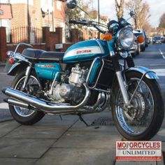 1972 Suzuki GT750 J for sale | Motorcycles Unlimited
