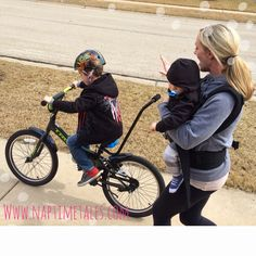 Single Handed Parenting Tutorial!  Check out how to multi-task with multiple kids.  #SisterhoodUnite #Parentsfirst #sponsored