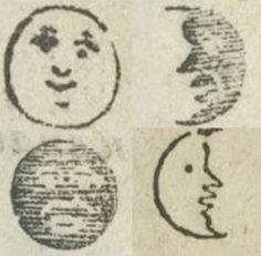"""Ilustraciones astronómicas del Almanaque para el año de 1811 calculado para el Nuevo Reyno de Granada"""" de Francisco José Caldas."""