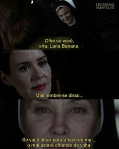 American Horror Story Hotel, American Story, Roanoke Ahs, Lana Banana, Ahs Cult, Tate And Violet, Fictional World, Best Series, Series Movies