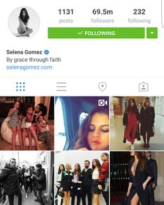 Selena Gomez now the most followed on IG - http://www.thelivefeeds.com/selena-gomez-now-the-most-followed-on-ig/