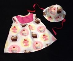 Cupcake delights Apron, Cupcake, Products, Fashion, Pinafore Dress, Moda, Fashion Styles, Pinafore Apron, Cup Cakes