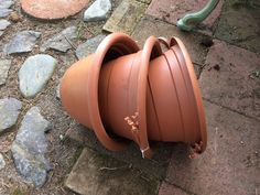 Strawberry planters are bulky, heavy and hard to replace plants when needed.  And I hate the way the water runs out the planting holes. Hanging planters have th…