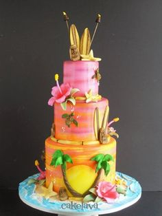 Cakelave.....company making our cake, may look alittle like this.