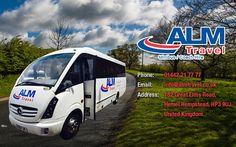 Alm Travel: Convenient Coaches Hire Watford