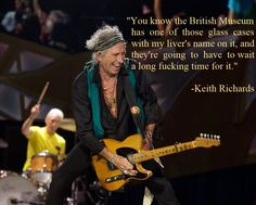 Keith Richards Quote 28