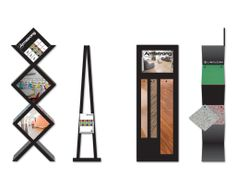 Expositor de producto para suelos de vinilo Armstrong.  Cliente Armstrong 2013 Magazine Rack, Storage, Home Decor, Point Of Sale, Flooring, Purse Storage, Decoration Home, Room Decor, Larger