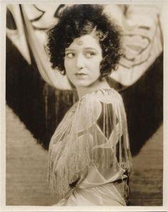The Great Gatsby 1926 | Georgia Hale (Myrtle Wilson)