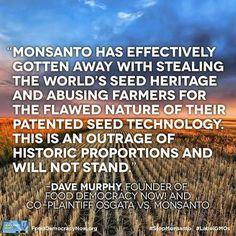 GMO's.