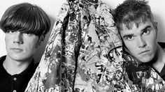 """Photographer Ian Tilton discusses the """"ideas"""" and """"experiments"""" that helped The Stone Roses become global stars. Stone Roses, Pop Rocks, Rock Bands, Make Me Smile, Cool Style, Indie, Short Hair Styles, The Past, Guys"""
