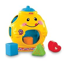 Fisher-Price - Laugh & Learn - Cookie Shape Surprise - French Edition