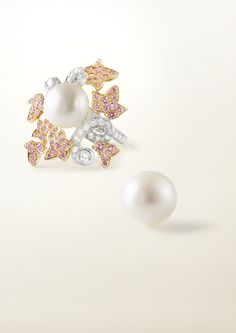 Pearls composition Van Cleef and Arpels