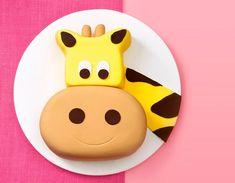Image result for giraffe cake