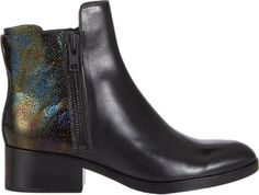 3.1 Phillip Lim Alexa Double-Zip Ankle Boots at Barneys New York