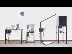 Dave Hakkens' DIY plastic recycling machines | Design Indaba