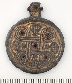 Viking age/ Pendant/ Uppland More