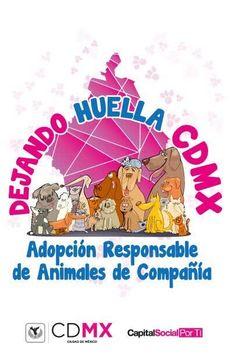La tendencia #adopción se usa para informar del próximo evento en el Zócalo y promover la adopción de animales. http://qoo.ly/ej4h5